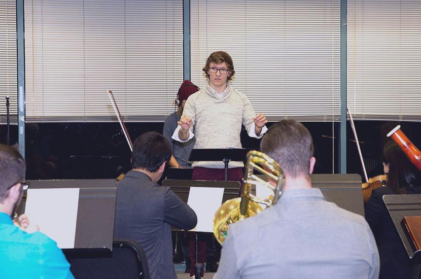 Outward rehearsal, 2016