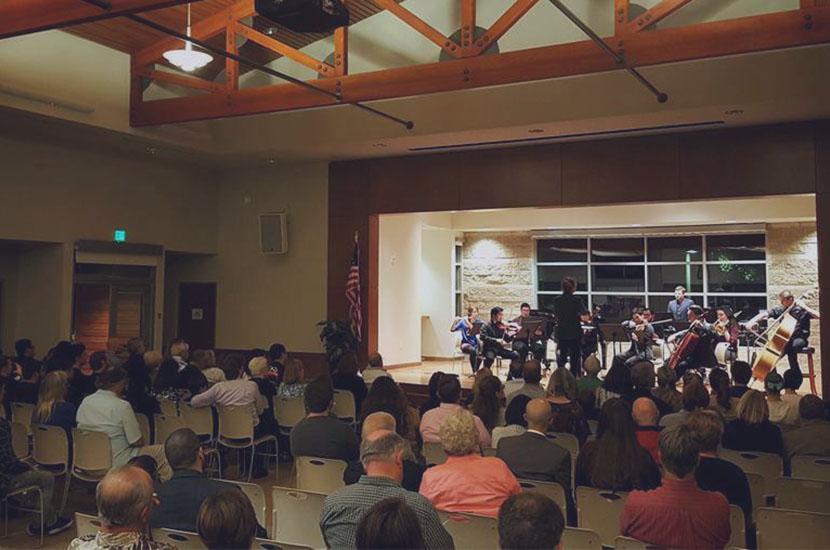 Newgate concert, 2016