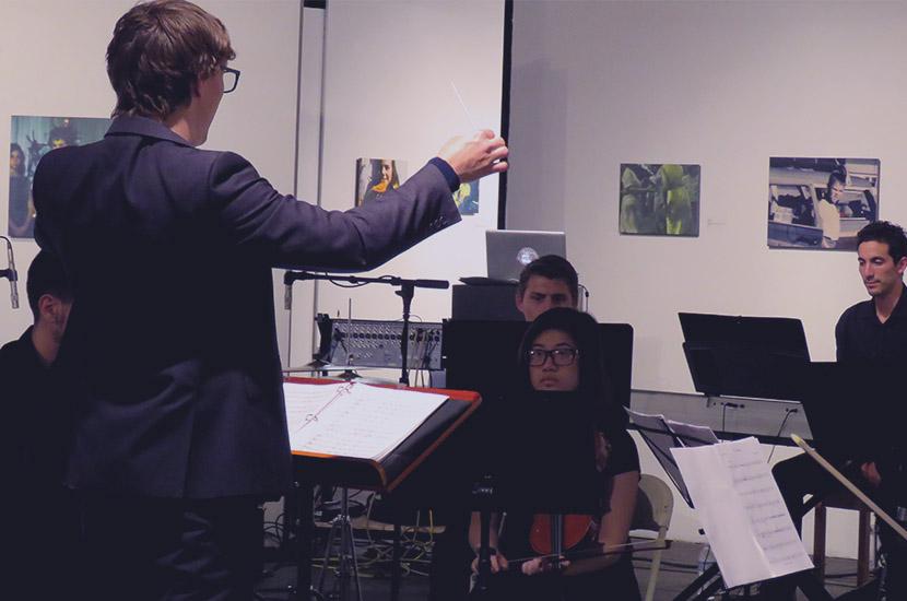 Grad recital, 2017