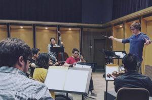 Newgate rehearsal, 2017